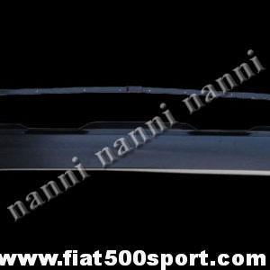 Art. 0001T - Telaio capote FIAT 500 F/L/R - Telaio completo con le 3 barre traversali, compreso quella con perni filettati per capote FIAT 500 F/L/R. Forniamo inoltre gommini perni e viti.