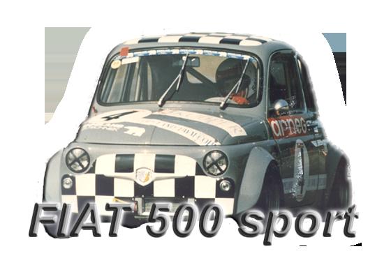 Fiat 500 sport - Nanni ricambi Bologna