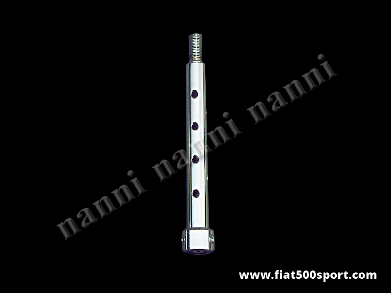 Art. 0043 - Fiat 500 Fiat 126 Abarth bare speed change lever with fixing dowel. - Fiat 500 Fiat 126 Abarth bare speed change lever with fixing dowel.