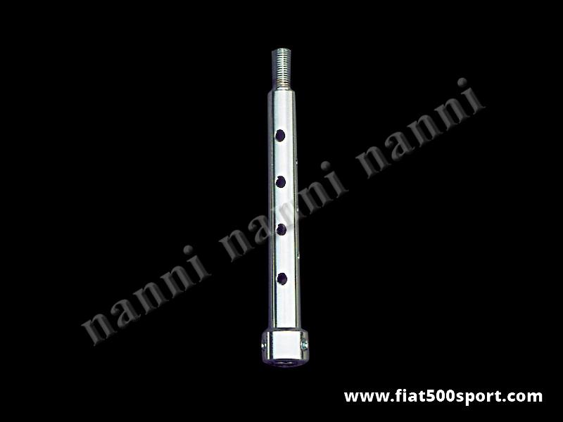 Art. 0043 - Fiat 500 Fiat 126 Abarth bare speed change lever with fixing dowel. - Fiat 500 Fiat 126 Abarth bare speed change lever with fixing dowel.