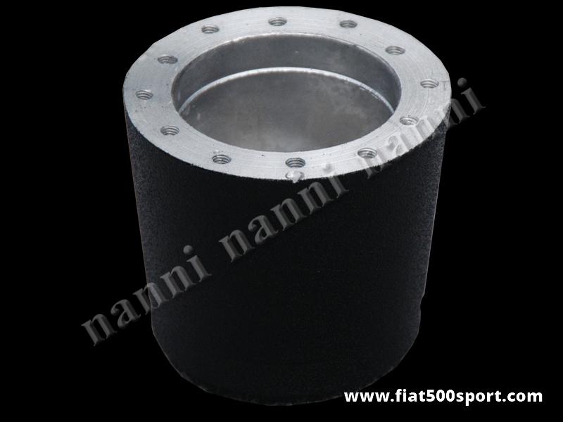 Art. 0098 - Fiat 500 steering wheel hub. - Fiat 500 steering wheel hub.
