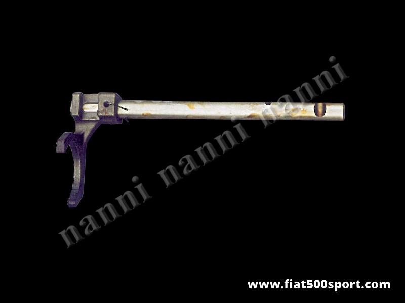Art. 0115 - Fiat 500 Fiat 126 5 speed steel change lever. - Fiat 500 Fiat 126,5 speed steel change lever.