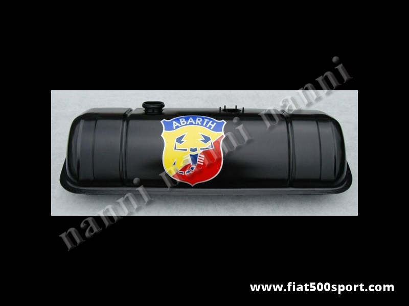 Art. 0141a - Fiat 500 F L R Abarth new fuel tank. - Fiat 500 F L R Abarth new fuel tank.