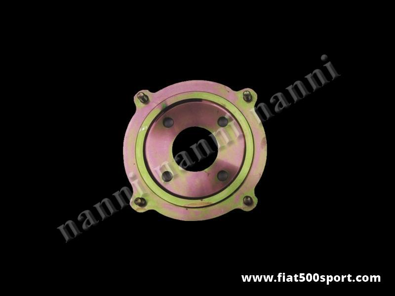 Art. 0190L - Brake rotors flange to apply Fiat 500 light alloy  wheel. - Brake rotors flange to apply Fiat 500 light alloy wheel.