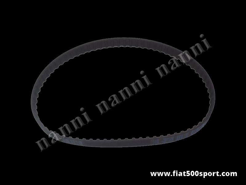 Art. 0202 - Reiforced cog belt for drive pulley set - Reiforced cog belt for drive pulley set