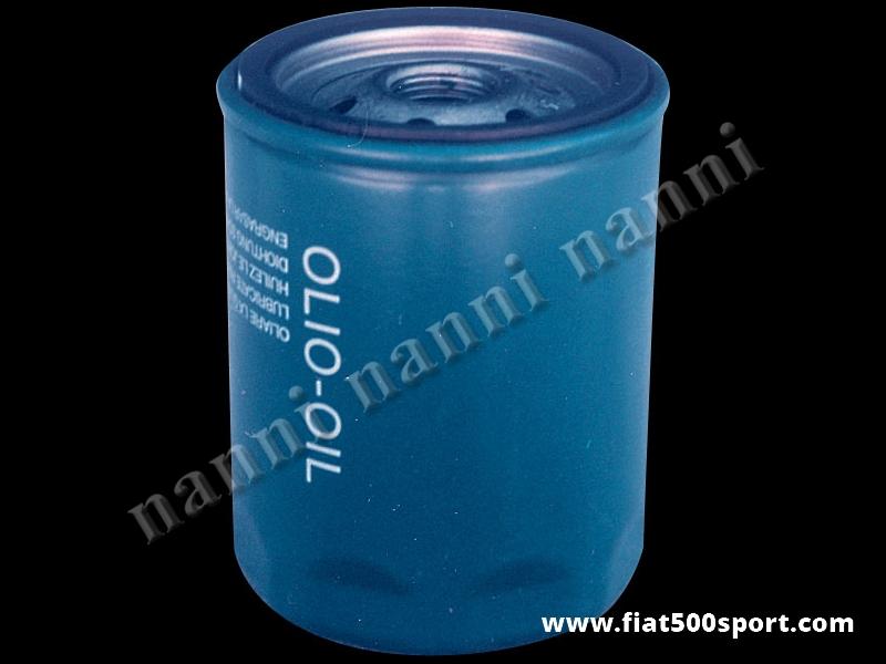 Art. 0219 - Filtro olio Fiat 500 Fiat 126 per il nostro articolo 0209. - Filtro olio Fiat 500 Fiat 126 per il nostro articolo 0209.