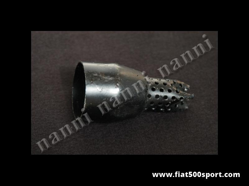 Art. 0243 - Baby killer Fiat 500 Fiat 126 per marmitta. - Baby killer Fiat 500 Fiat 126  per la nostra marmitta speciale art.0241 e per marmitte con tubo di scarico diametro 60 mm.