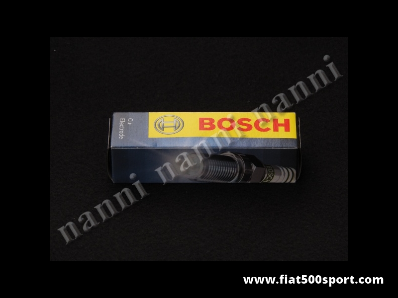 Art. 0254N - Fiat 500 Fiat 126 spark plug BOSCH for racing engine. - Fiat 500 Fiat 125 spark plug BOSCH for racing engine.