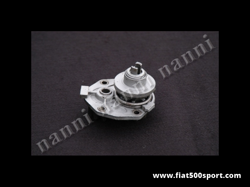Art. 0256U - Fiat 500 R Fiat 126 used oil pump made in Italy. - Fiat 500 R Fiat 126 used oli pump made in Italy.