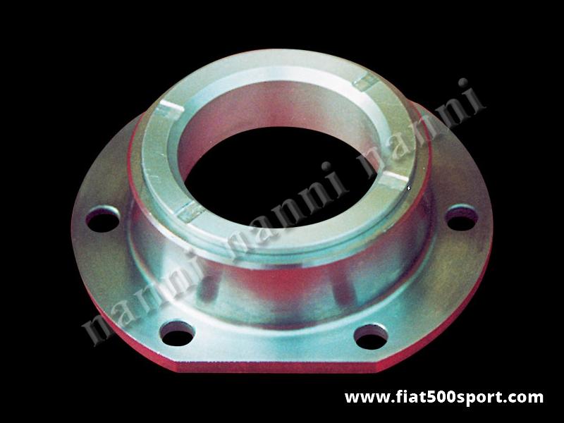 Art. 0382 - Mount steel engine Fiat 500 Fiat 126 0,40 NANNI side chain. - Mount steel engine Fiat 500 Fiat 126 0,40 NANNI side chain.