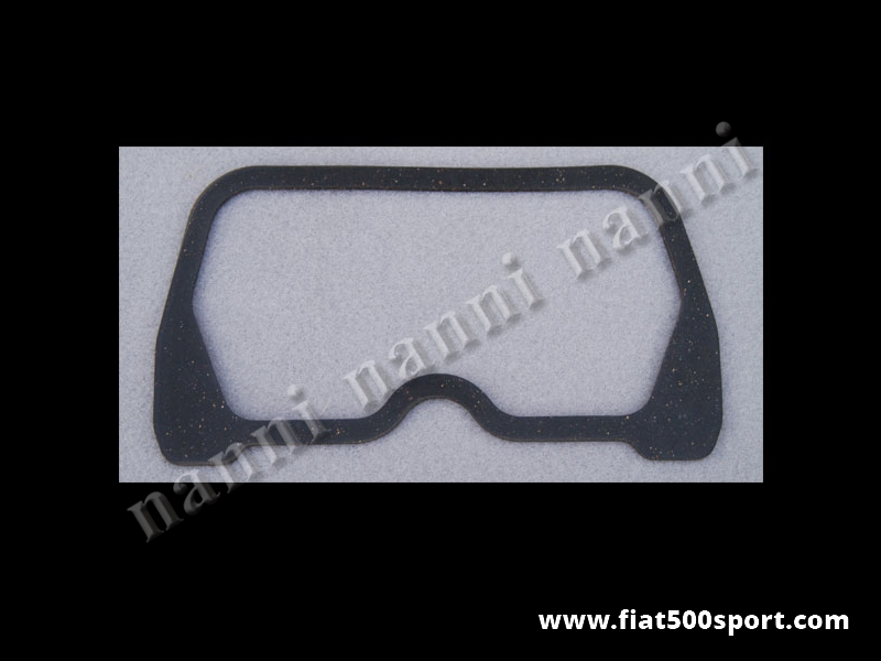 Art. 0437 - Valve cover gasket Fiat 500 Fiat 126. - Valve cover gasket special Fiat 500 Fiat 126.