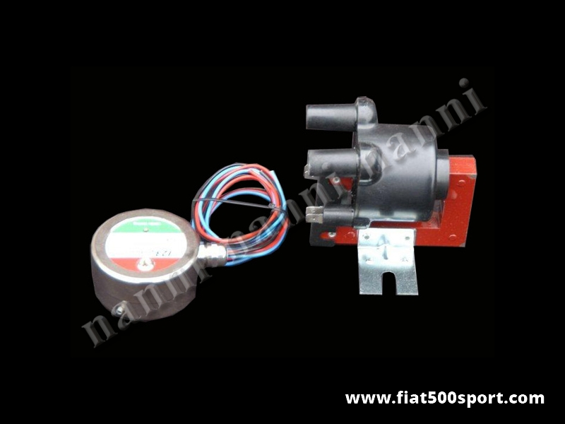 Art. 0447R - Fiat 500 Fiat 126 electronic ignition. (Without double coil) - Fiat 500 Fiat 126 electronic ignition. (withouth double coil).