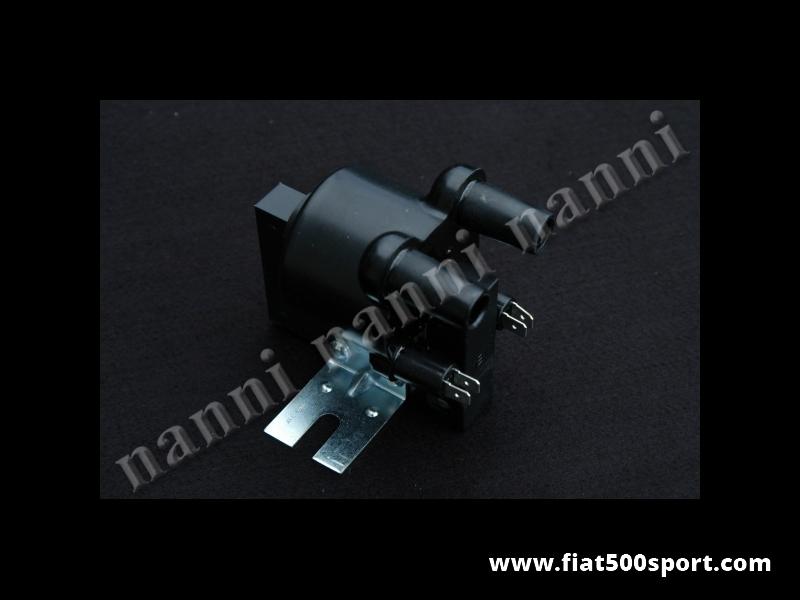 Art. 0447S - Bobina Fiat Panda 30 originale ( per accensione elettronica.) - Bobina Fiat Panda 30 originale a doppia uscita per la nostra accensione elettronica 0447R.