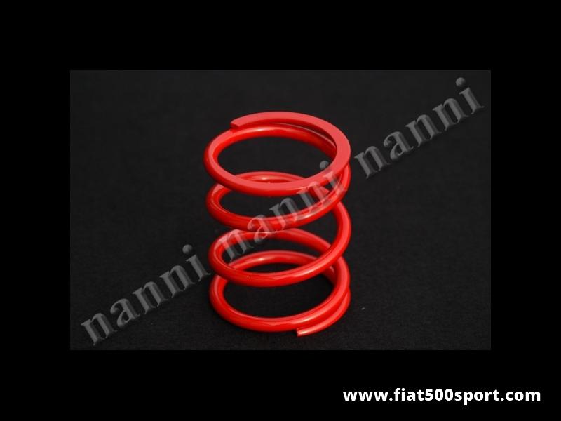 Art. 0451 - Spring Fiat 500 F L reinforced for engine. - Reinforced spring Fiat 500 F L for engine.