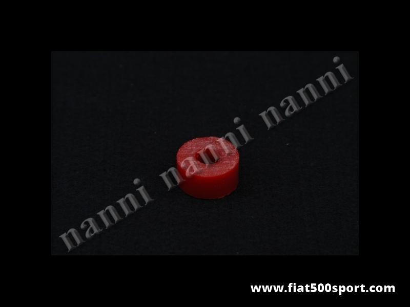 Art. 0486 - Fiat 500 Fiat 126 NANNI front suspension shock absorber special bushing. - Fiat 500 Fiat 126 NANNI front suspension shock absorber special bushing.
