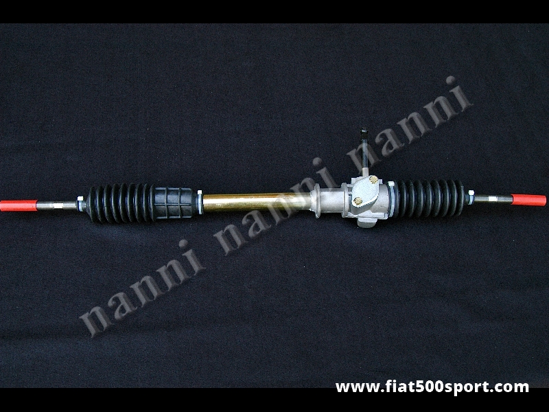 Art. 0489 - Fiat 126 new steering. - Fiat 126 new steering. Can be applied to Fiat 500 with  2 our art. 0492.