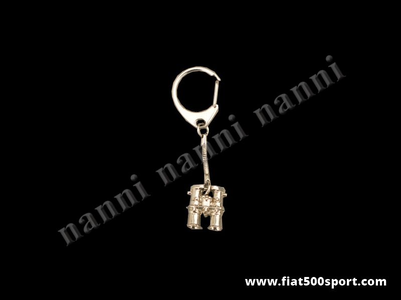 Art. 0610 - Carburettor shape key ring - Carburettor shape key ring