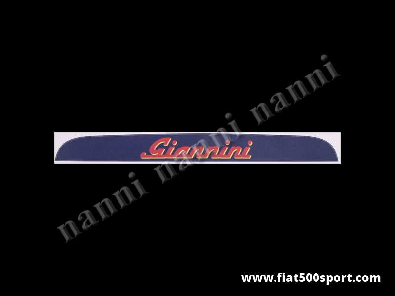 Art. 0644 - Sunshade Giannini - Sunshade Giannini