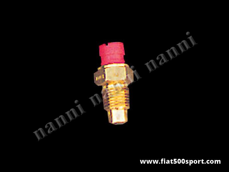Art. 0800 - Trasmettitore temperatura olio con filettatura 16×1,5 mm. - Trasmettitore temperatura olio con filettatura 16×1,5 mm.