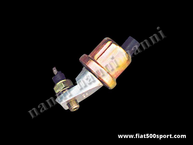 Art. 0801 - Trasmettitore pressione olio originale Veglia Jaeger (in 2 pezzi) - Trasmettitore pressione olio originale Veglia Jaeger (in 2 pezzi)