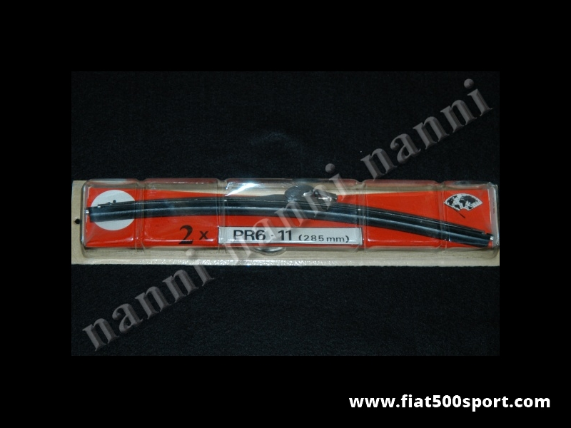 Art. 0824 - Fiat 500 F original Trico set of wipers - Fiat 500 F original Trico set of wipers.