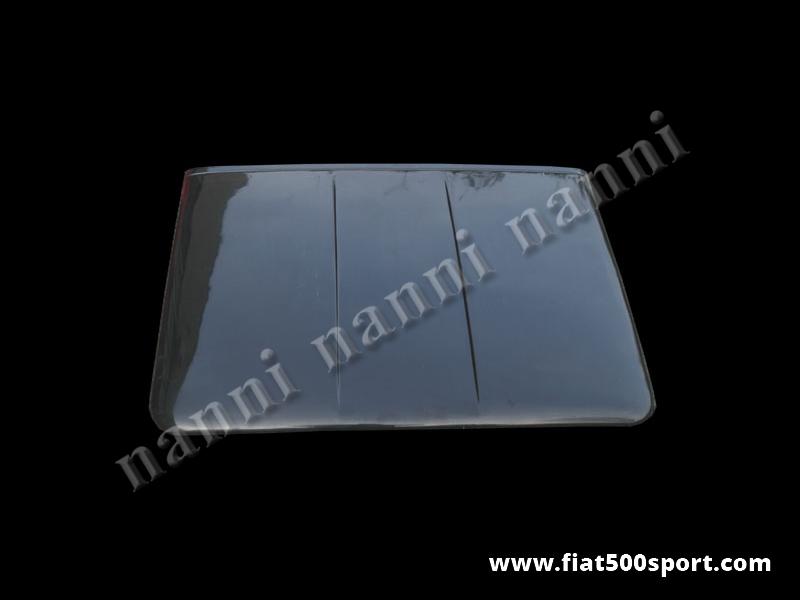Art. 0865 - Hardtop  Fiat 500 F L R NANNI reinforced  fiberglass. - Hardtop Fiat 500 F L R NANNI reinforced fiberglass.