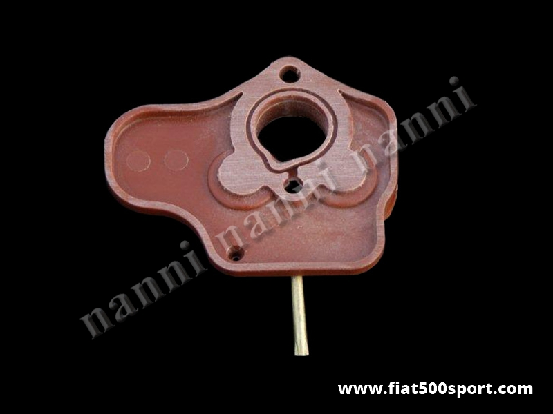 Art. 178B - Distanziale Fiat 500 F L termico originale per carburatore Fiat 500 F/L - Distanziale Fiat 500 F L termico originale per carburatore Fiat 500 F/L.